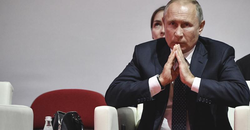 A Mosca arretra il partito di Putin - Europa