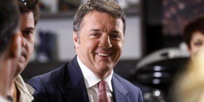 Matteo Renzi ha annunciato il nome del suo nuovo partito: Italia Viva