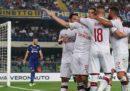 I risultati della terza giornata di Serie A