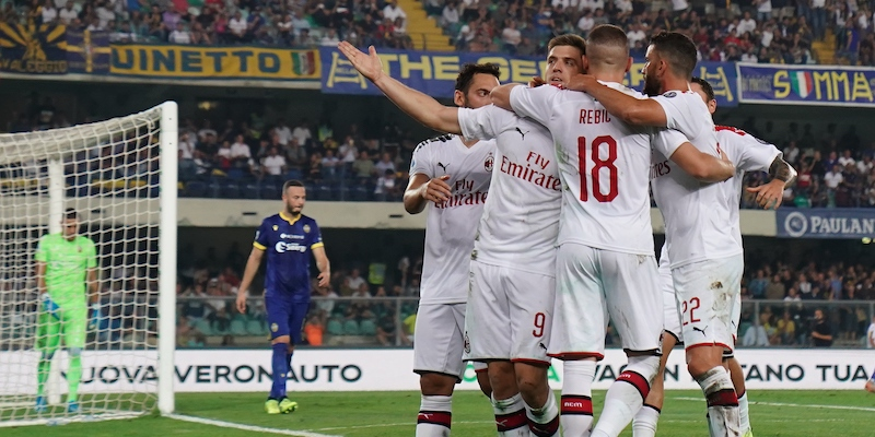 I Risultati Della Terza Giornata Di Serie A Il Post