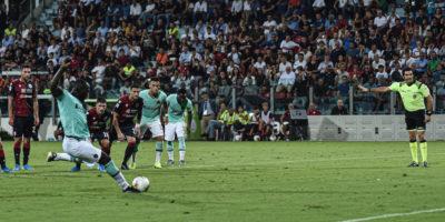 I risultati della seconda giornata di Serie A
