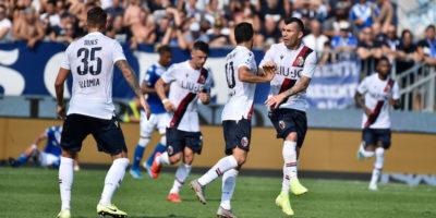 Serie A, i risultati della terza giornata