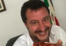 Salvini, il foodblogger che manca all'Italia