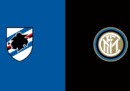Sampdoria-Inter in TV e in streaming