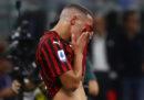 Cosa succede al Milan