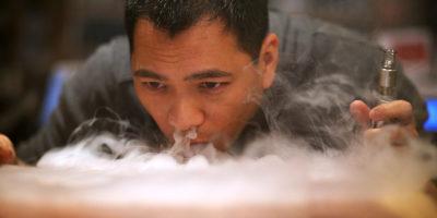 I misteriosi malesseri da sigaretta elettronica