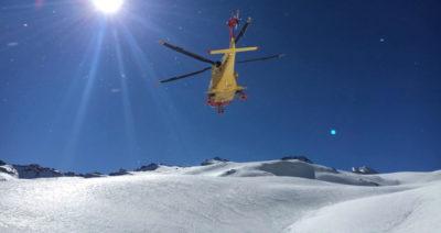 Come funziona il soccorso alpino