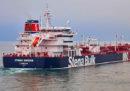 L'Iran rilascerà 7 membri dell'equipaggio della petroliera britannica che aveva sequestrato a luglio