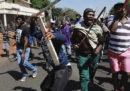 Le violenze in Sudafrica contro gli stranieri che