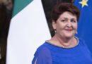 La risposta della ministra Teresa Bellanova alle critiche per com'era vestita al giuramento