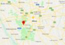 Tre persone sono state ferite in un incendio in un'azienda a Trezzano sul Naviglio (Milano)