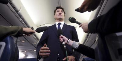 Justin Trudeau ha un altro problema