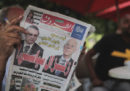 Con quasi la metà dei voti scrutinati, i due candidati più vicini ad andare al ballottaggio delle elezioni presidenziali in Tunisia sono Kais Saied e Nabil Karoui