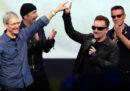 Quando Apple mise il disco degli U2 in tutti gli iPhone