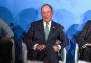Michael Bloomberg si è dimesso da inviato speciale dell'ONU per l'azione sul clima