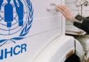 98 rifugiati sono stati evacuati dalla Libia e portati in italia dall'UNHCR