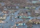 Le foto delle Bahamas devastate