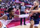 Gli Stati Uniti sono stati eliminati dai Mondiali di basket dalla Francia