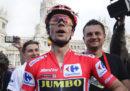 Lo sloveno Primoz Roglic ha vinto la Vuelta di Spagna