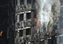 Il rapporto sull'incendio della Grenfell Tower accusa i vigili del fuoco