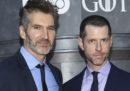 """I creatori della serie tv """"Game of Thrones"""" hanno rinunciato a fare una nuova trilogia di """"Star Wars"""""""
