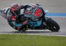 Fabio Quartararo partirà in pole position nel Gran Premio di Thailandia di MotoGP