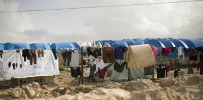 Le mogli e i figli dei miliziani dell'ISIS