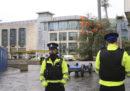 Quattro persone sono state ferite in un accoltellamento a Manchester
