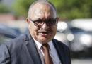 È stato emesso un mandato di arresto per Peter O'Neill, ex primo ministro della Papua Nuova Guinea
