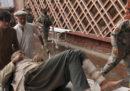 Almeno 60 persone sono morte per una bomba esplosa in una moschea a Deh Bala, nell'Afghanistan orientale