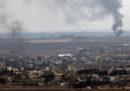 Le forze curde hanno lasciato la città di Ras al Ain, cedendone di fatto il controllo ai turchi