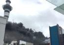 Migliaia di persone sono state evacuate per un incendio nel centro di Auckland, in Nuova Zelanda