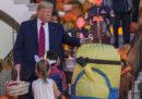 Trump non ha molta familiarità con i Minions