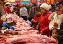 Le enormi riserve di carne della Cina