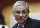 Giuseppe Pignatone è stato nominato presidente delTribunale della Città del Vaticano