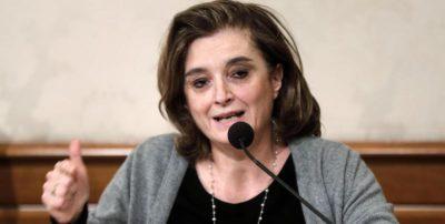 La senatrice Annamaria Parente ha lasciato il PD ed è entrata in Italia Viva