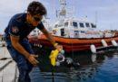 Sono stati trovati 12 corpi dei passeggeri di una barca affondata la settimana scorsa nei pressi di Lampedusa
