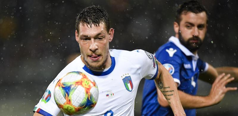 La Nazionale italiana di calcio ha battuto 5-0 il Liechtenstein nelle qualificazioni per gli Europei 2020