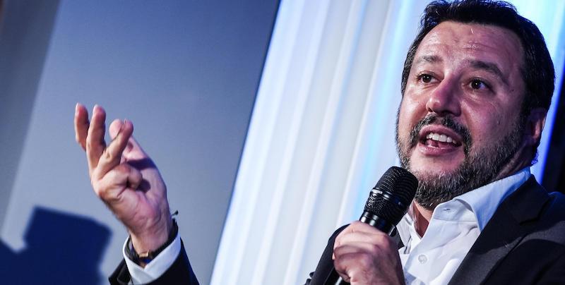 Matteo Salvini ha avuto un leggero malore ed è stato portato in ospedale a Monfalcone per accertamenti