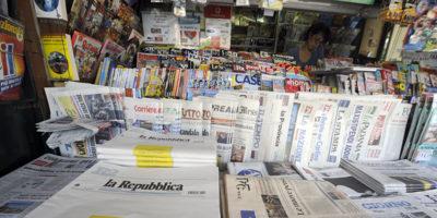 Il 27 e il 28 ottobre Il Resto del Carlino, Il Giorno, Quotidiano Nazionale e Quotidiano.net hanno proclamato uno sciopero dei giornalisti