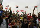 Almeno 14 persone sono morte a Karbala, in Iraq, dopo che alcuni uomini hanno sparato contro dei manifestanti