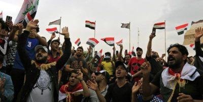 Iraq, spari contro una manifestazione a Kerbala: 18 morti