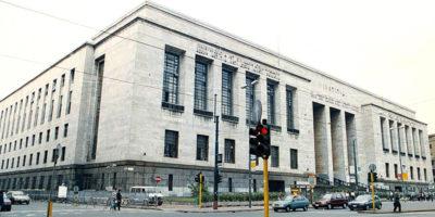 Questa notte c'è stato un incendio al Palazzo di giustizia di Milano