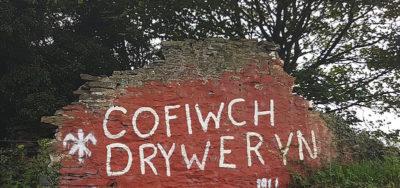 «Cofiwch Dryweryn»