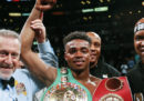 Il pugile statunitense Errol Spence si è ferito gravemente in un incidente d'auto
