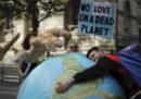 Le foto delle nuove proteste di Extinction Rebellion