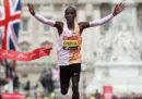 Eliud Kipchoge riproverà a correre la maratona in meno di due ore