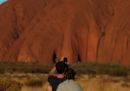 L'ultimo giorno in cui salire sull'Uluru