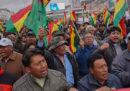 Due persone sono morte in Bolivia durante gli scontri tra sostenitori e oppositori del presidente Morales, appena rieletto