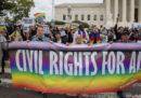 La Corte Suprema statunitense deciderà se si può licenziare una persona perché è gay